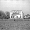 Bandstand, Walton Hall park, 1950s
