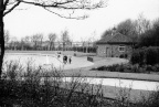 Small Lake, Walton Hall Park, 1957
